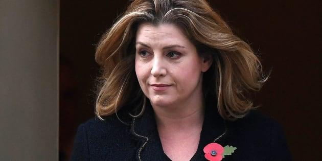Penny Mordaunt, la nueva ministra de Cooperación Internacional de Reino Unido.