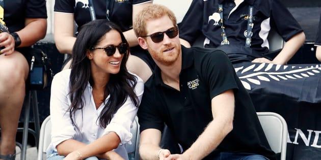 Meghan Markle e Principe Harry: tè delle cinque con la Regina Elisabetta