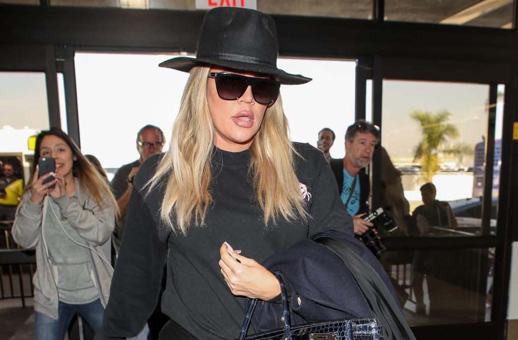 kris jenner says pregnant khloe kardashian is sick of