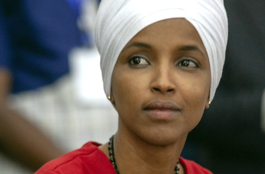 Man who lost mother on 9/11 blasts Rep. Ilhan Omar during ...Ilhan Omar
