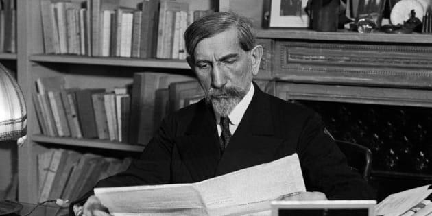 Charles Maurras retiré des livres de commémorations de l'année 2018 par la ministre de la Culture Françoise Nyssen.
