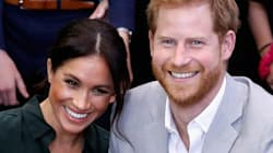 Prince Harry And Meghan Arrive In Sydney Ahead Of Royal