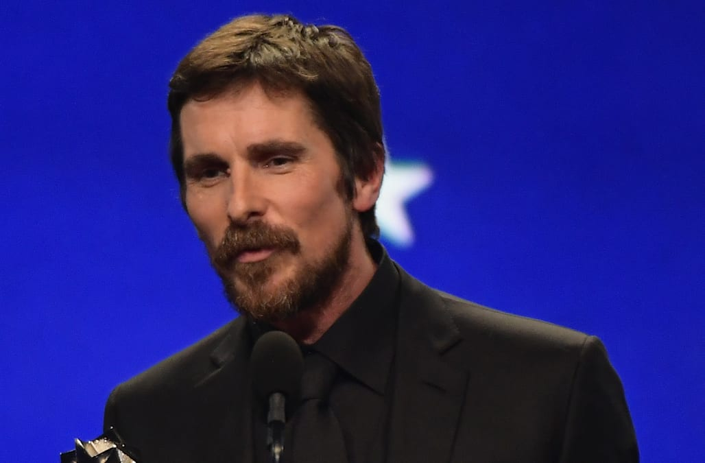 Before Christian Bale Played Dick Cheney In Vice He Almost Played