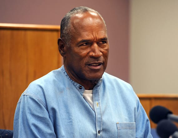O.J. Simpson criticizes NFL players for kneeling