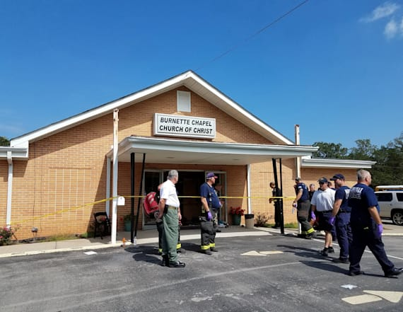1 dead, 6 injured in shooting at Nashville church