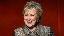 Hillary Clinton lance