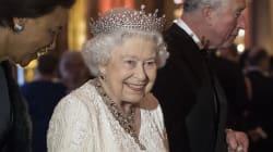 La reine Élisabeth célèbre son anniversaire en