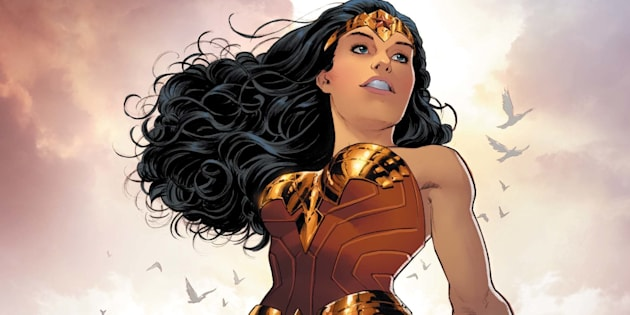 """Writer Greg Rucka said that it was only """"logical"""" that Wonder Woman would identify as queer, given that she hails from a fictional planet inhabited only by women."""