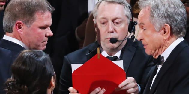 On sait enfin exactement comment la gaffe monumentale des Oscars s'est produite