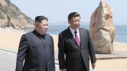Une marche à la plage pour la visite surprise de Kim Jong-un en
