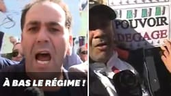 Face aux manifs anti-Bouteflika, la petite