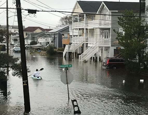 Nor'easter triggers flooding, power outages