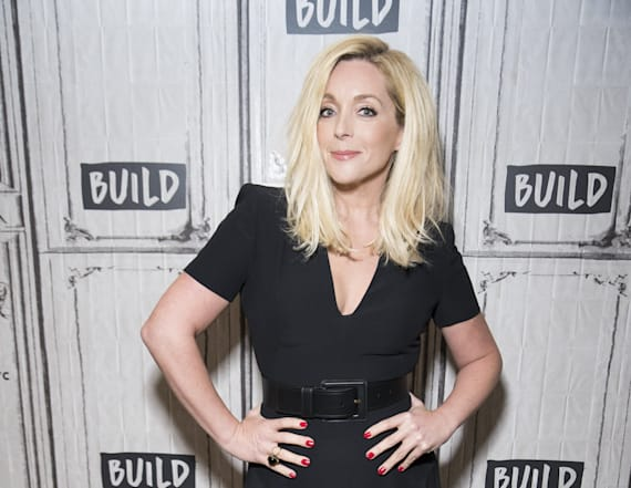 Jane Krakowski talks about working with Tina Fey