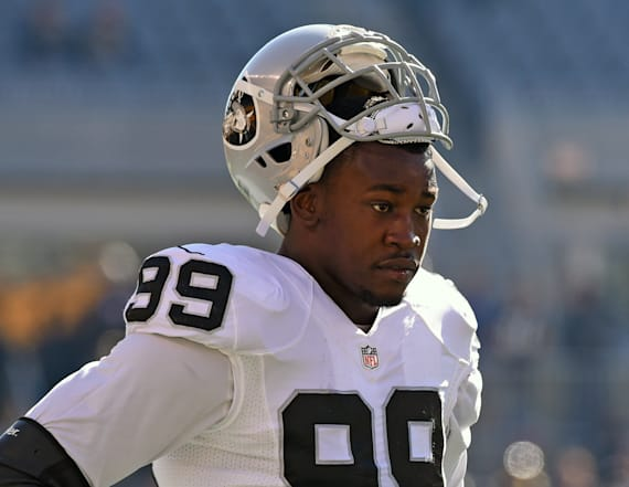 Ex-Raider Smith arrested for second time this month