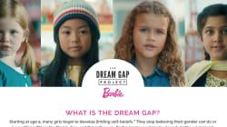 バービー、「夢との差を埋めよう」と掲げたプロジェクト発表。女の子でも「何にでもなれる」