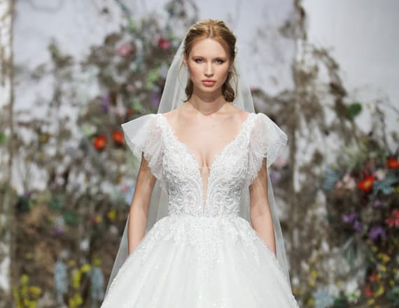 Bridal Week Fall 2019: Morilee by Madeline Gardner