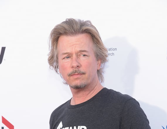 Settling down is 'very hard' for David Spade