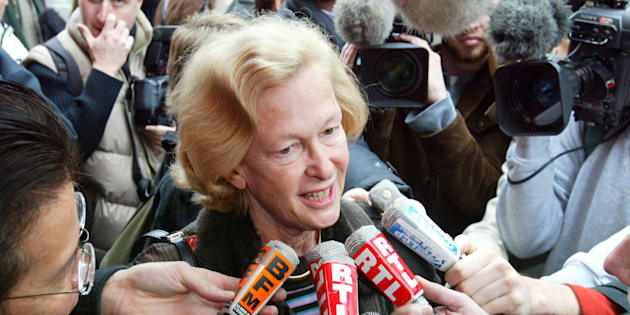 Nicole Fontaine, ancienne ministre de Jean-Pierre Raffarin et ex-présidente du Parlement européen.