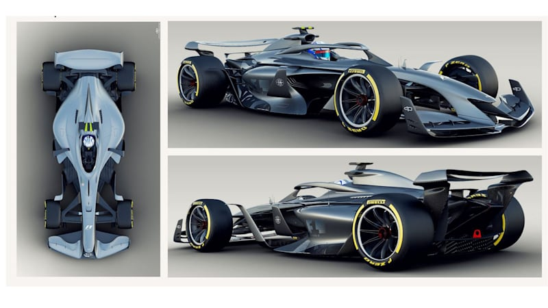 Image result for F1 boss Ross Brawn discusses future F1 designs