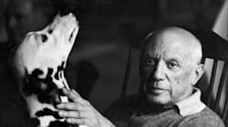 Un rare autoportrait de Picasso mis aux