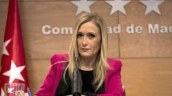 Varios ministros eluden apoyar a Cristina Cifuentes en el