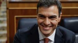Sánchez se estrena en el Congreso y plantea los permisos de paternidad