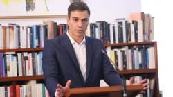 Pedro Sánchez anuncia que presentará la próxima semana el proyecto de