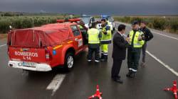 Tragedia en Málaga por el temporal: muere un bombero mientras participaba en las tareas de