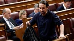 Pablo Iglesias, tras hablar con Puigdemont: