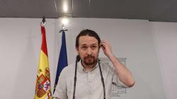 Iglesias sitúa a Errejón fuera de Podemos y competirá contra Más