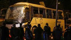 Al menos cuatro muertos y 10 heridos en una explosión en bus turístico cerca de las pirámides de Guiza