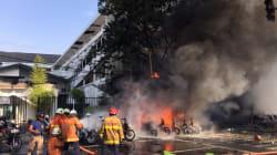 Al menos 17 muertos y 45 heridos en varios ataques contra iglesias en