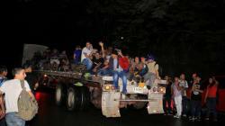 Más de 500 hondureños inician nueva caravana con la idea de llegar a