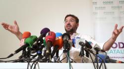 Arranca la consulta a las bases de Podem con Dante Fachín en la cuerda
