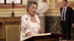 Rosa María Mateo promete su cargo como administradora de RTVE y se compromete a recuperar la
