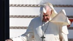 El papa Francisco admite el