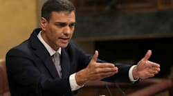 Sánchez sorprende a sus socios al pedir la dimisión de Rajoy y garantizar los