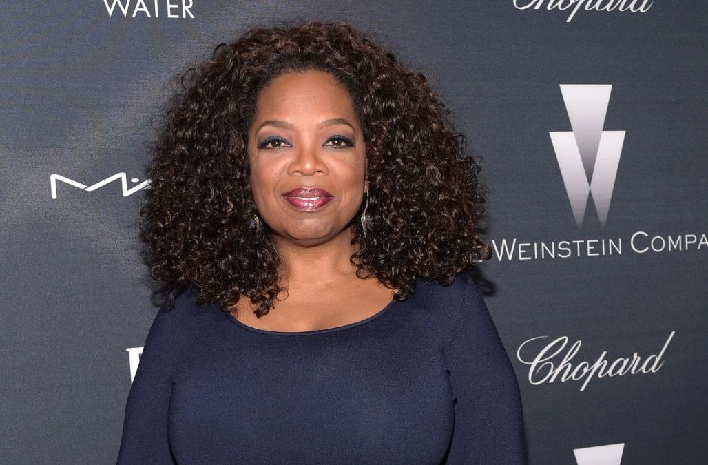 Oprah Winfrey Surprises Fans At Intimate True Food Kitchen