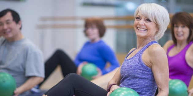 Want to delay aging? Start exercising!