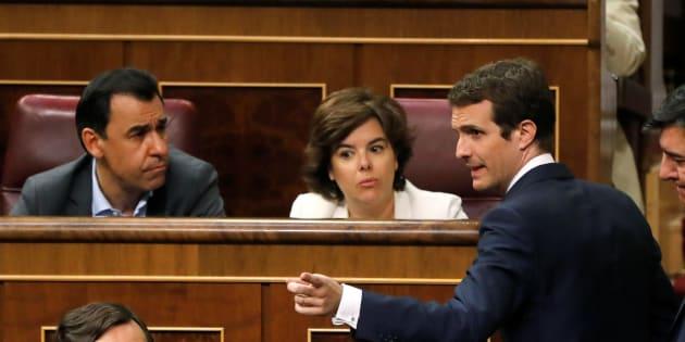 Maíllo, Santamaría y Casado.