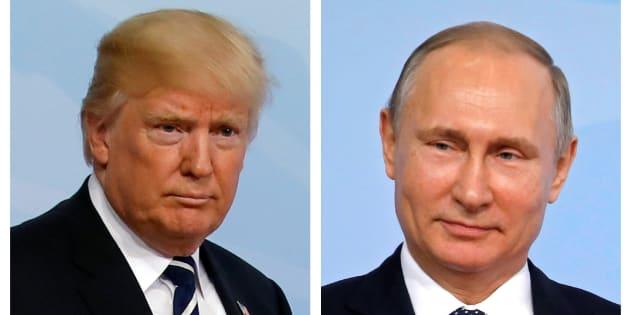 Trump invita Putin alla Casa Bianca