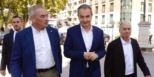 El expresidente del Gobierno José Luis Rodríguez Zapatero.