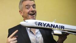 Ryanair se alía con Air Europa para vender sus vuelos de largo