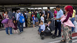 Llegan a España 184 refugiados sirios e iraquíes procedentes de