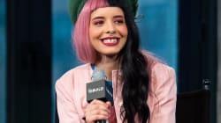 La cantante Melanie Martinez, acusada de violación por su mejor