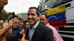 Guaidó reafirma la autorización para la entrada de la ayuda humanitaria en Venezuela y ordena abrir la frontera con