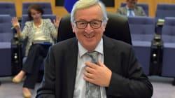 Juncker analiza el estado de la UE con el Bréxit en el punto de