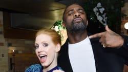 TIFF 2017: Jessica Chastain et Idris Elba font la fête pour célébrer le film «Molly's