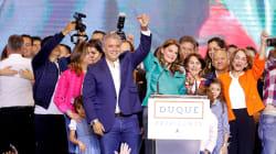 El uribista Iván Duque gana las elecciones presidenciales en