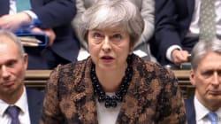 May rechaza un segundo referéndum y espera volver a dialogar con